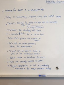 """The """"offensive"""" ideas my middle school students chose to engage for 24 hours"""